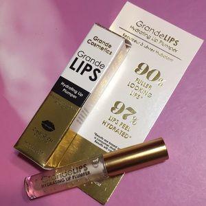 💋4/$26! Grande lips hydrating lip plumper